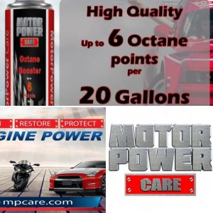 motorpower care fuel & oil additives
